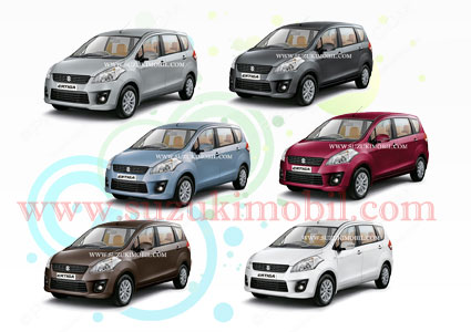 contoh warna suzuki ertiga