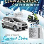Suzuki Promo Ertiga