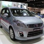 ertiga matic