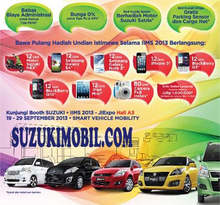 promo-suzuki-iims-2013