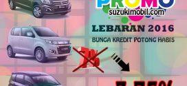 PROMO LEBARAN 2016 SUZUKI MOBIL BUNGA TURUN
