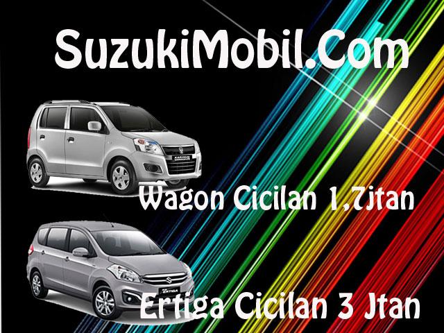 Kredit Suzuki Ertiga & Karimun Wagon Cicilan Murah