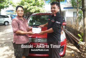 Testimonial Suzuki Ertiga Basuki – Jakarta Timur