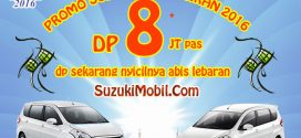 Promo Suzuki PRJ Lebaran 2016