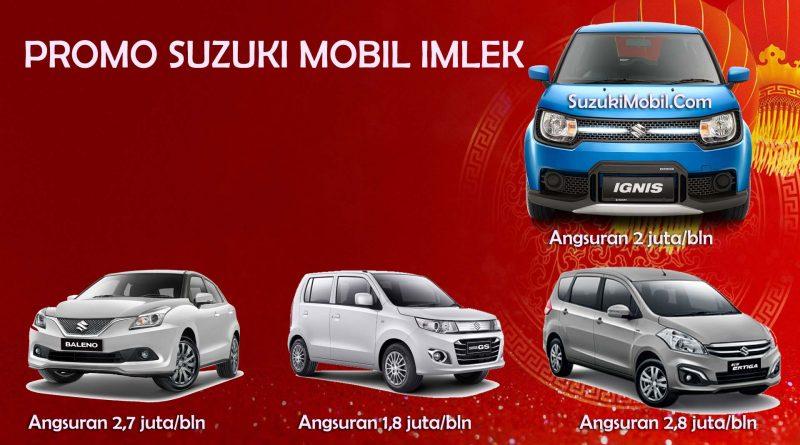 Suzuki Promo Imlek Valentine