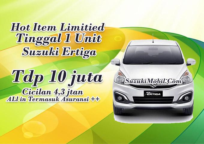Dp Murah Suzuki Ertiga Promo Ertiga Lebaran