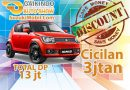 Promo Suzuki Ignis GIIAS 2017