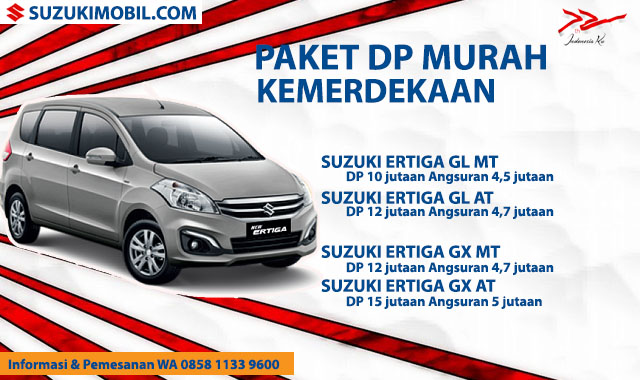 Promo Suzuki Kemerdekaan 2017