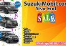 Promo Suzuki Mobil Akhir Tahun 2017