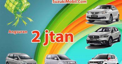 Promo Lebaran Suzuki Mobil 2018