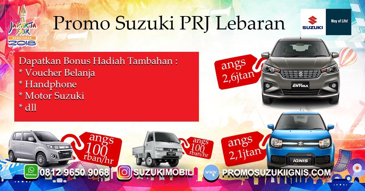 Promo Suzuki Prj Lebaran