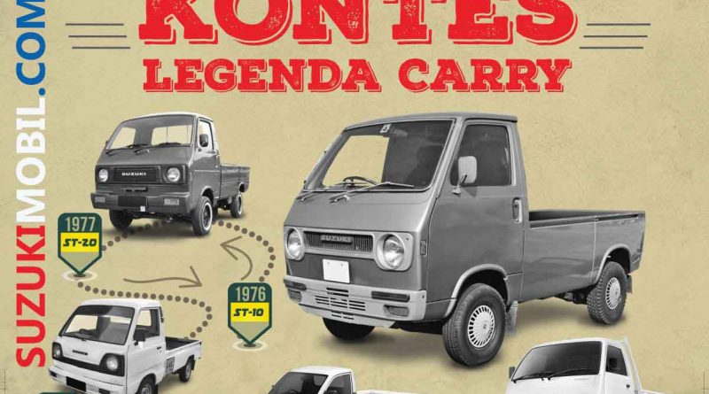 Kontes Legenda Carry Pick Up