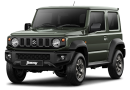 Suzuki Jimny-Jungle-Green
