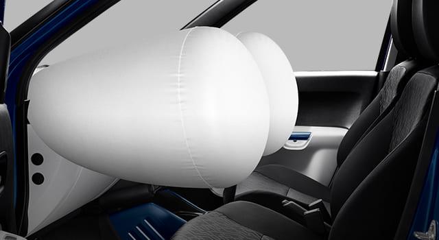 airbag suzuki new ignis