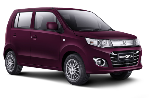 Karimun Wagon R Limitied BURGUNDY RED