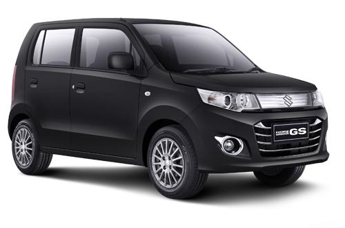 Karimun Wagon R Limitied COOL BLACK